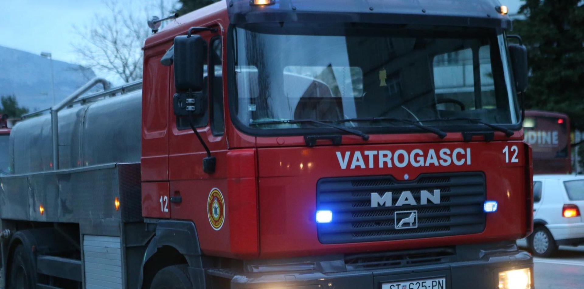 Požar u hotelu u Otočcu izbio zbog kvara na instalacijama