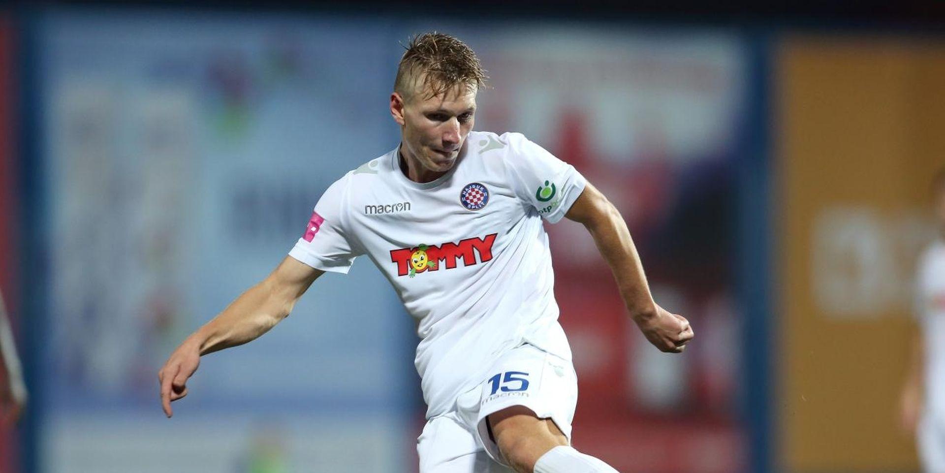 Palaversa potpisao za Manchester City, ostaje u Hajduku na posudbi
