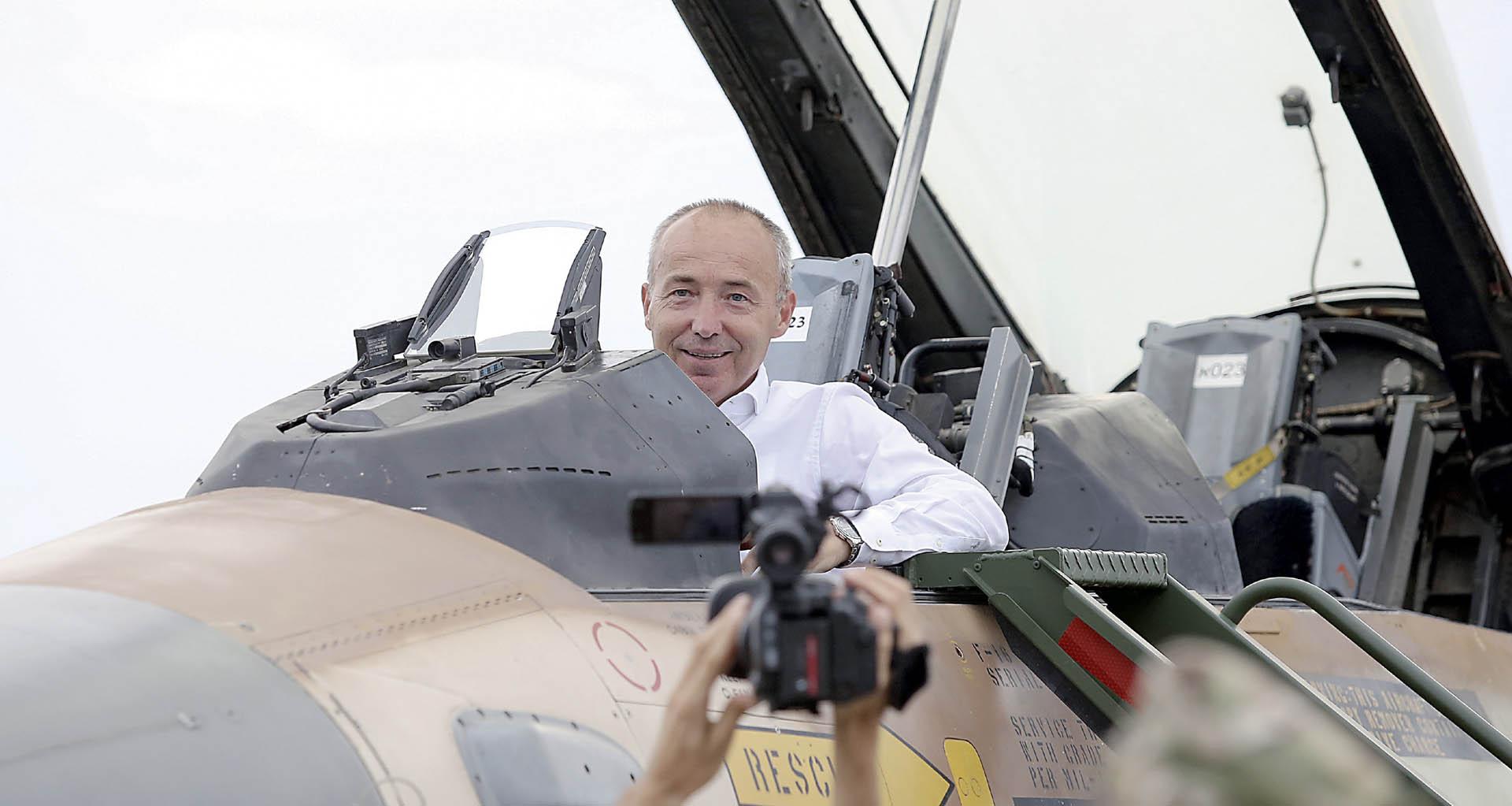 TAJNA NEOBIČNIH UZALUDNIH LOBIRANJA za nedopuštenu kupnju izraelskih aviona F-16