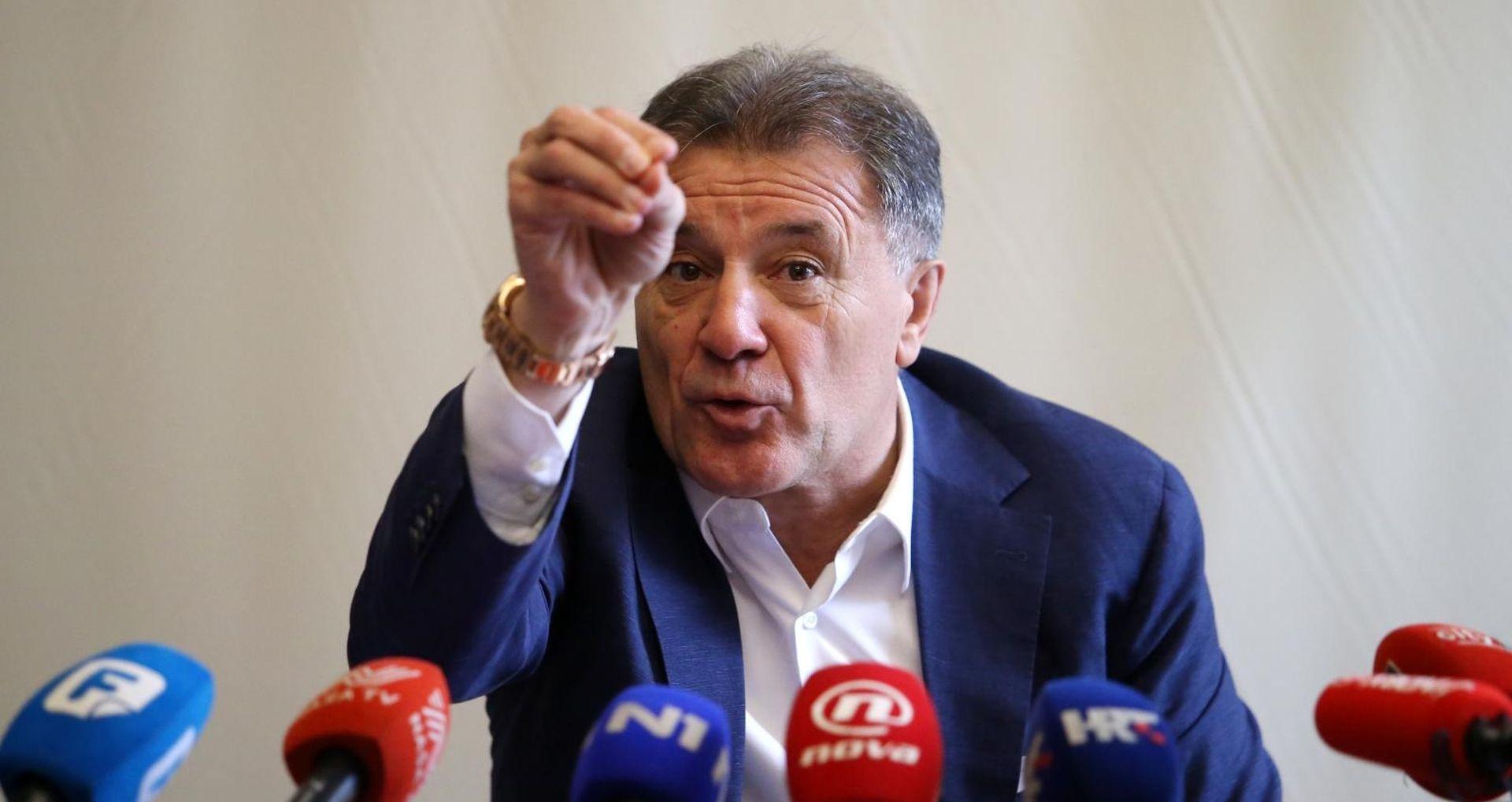Ministar pravosuđa BiH definitivno odbio izručenje Mamića
