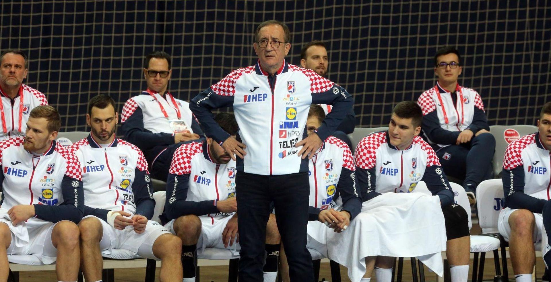 SP RUKOMET Hrvatska započinje put ka medalji u Münchenu
