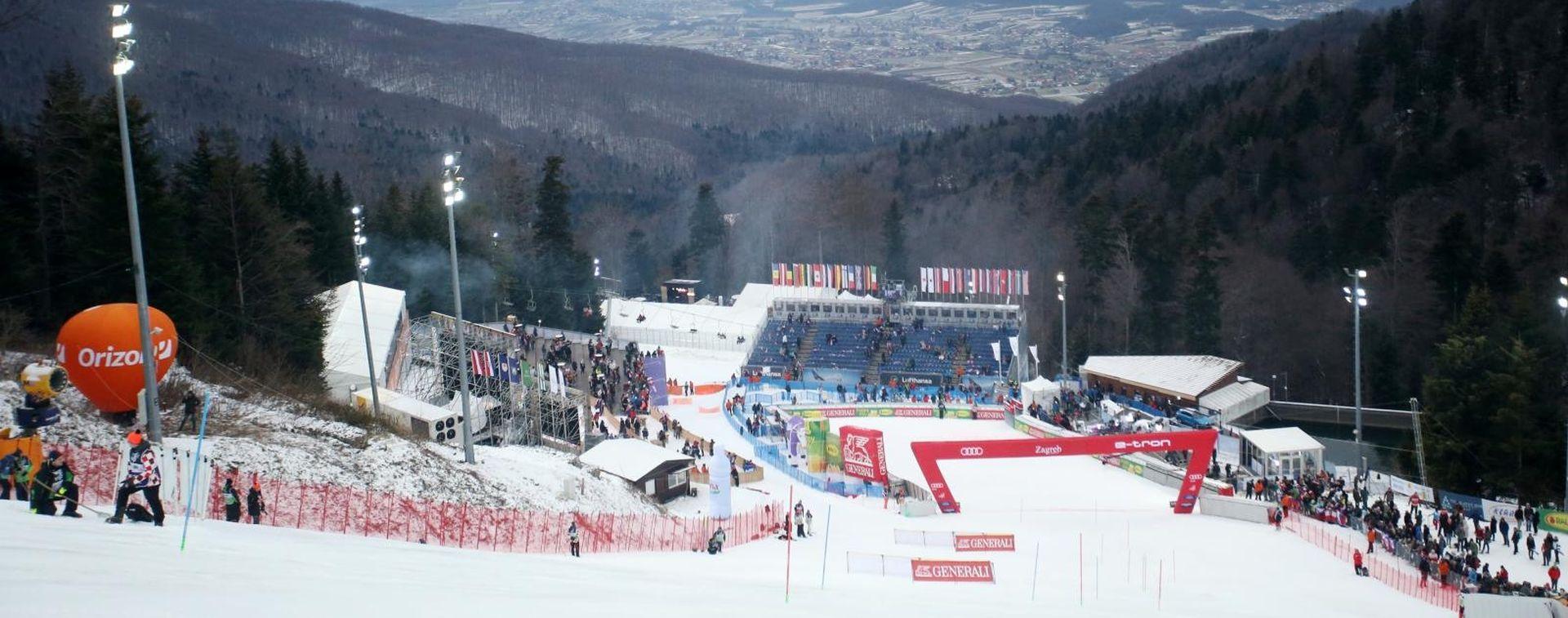 Norvežanin Henrik Kristoffersen otvara sljemenski slalom