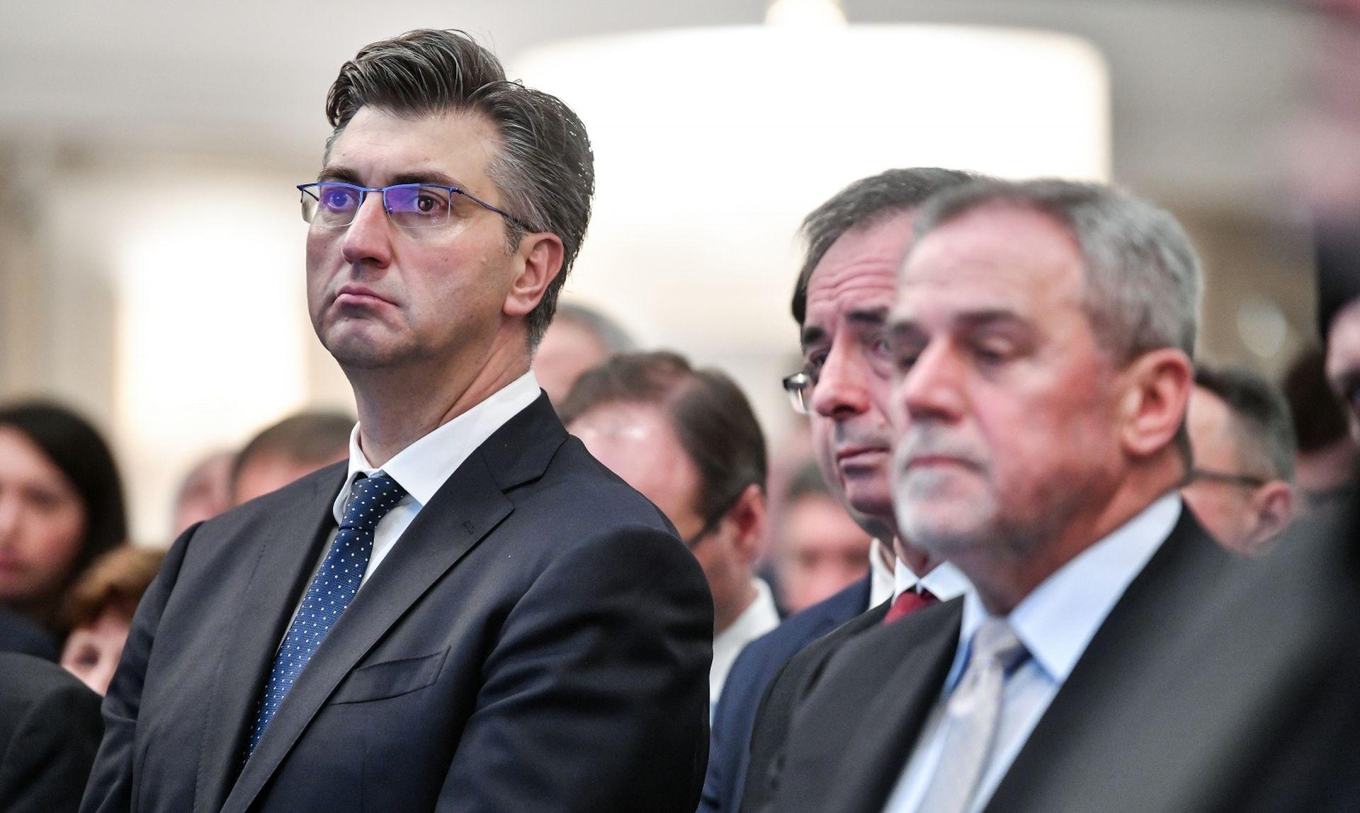 """PLENKOVIĆ """"Izraelci idući tjedan dolaze u Zagreb, očekujemo objašnjenja"""""""
