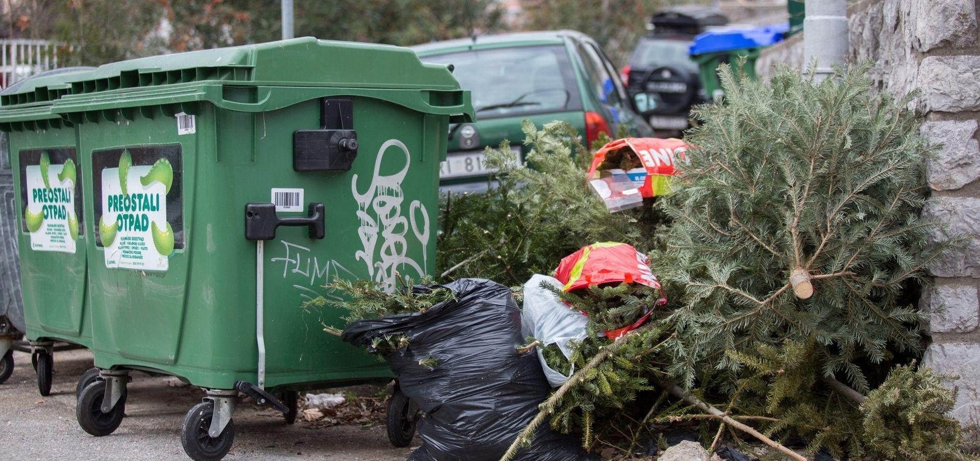 Poskupljuje odvoz smeća u Zagrebu