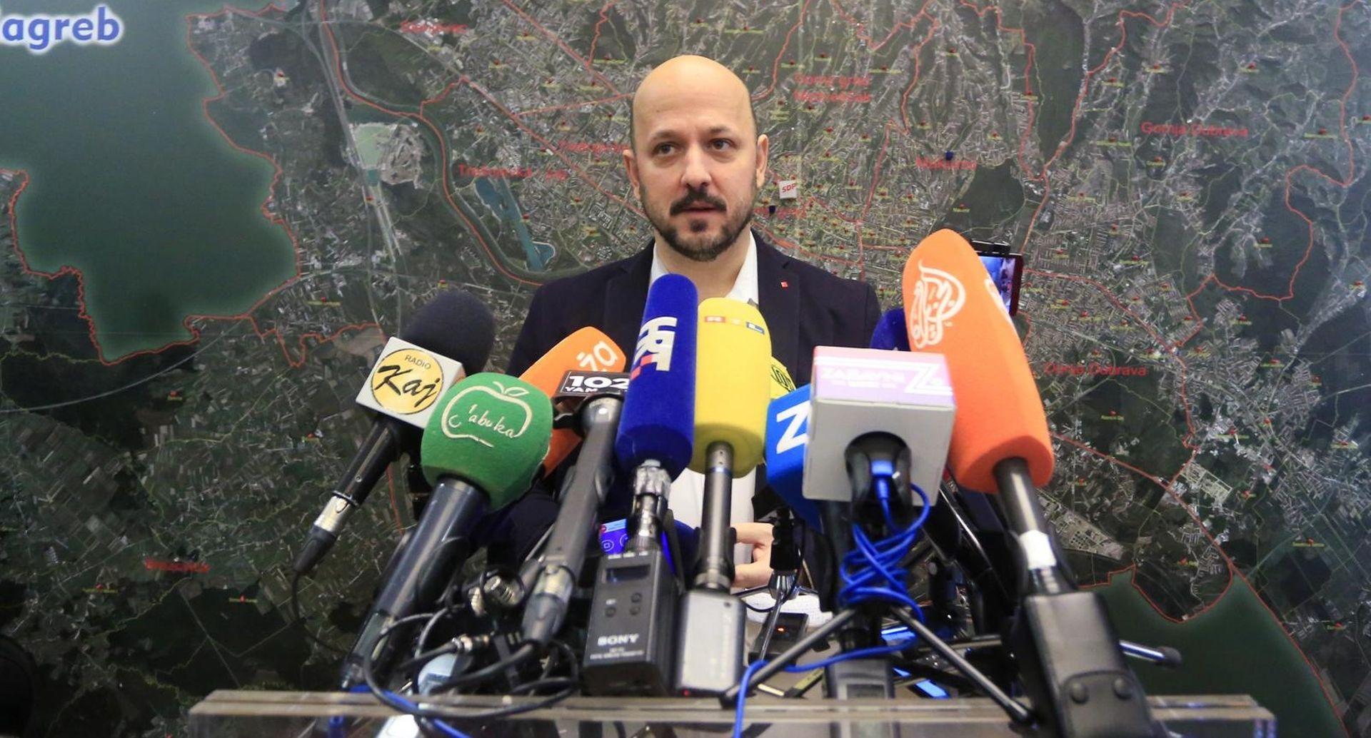 Maras podnio kaznenu prijavu zbog Tomićeva prelaska u Bandićev klub