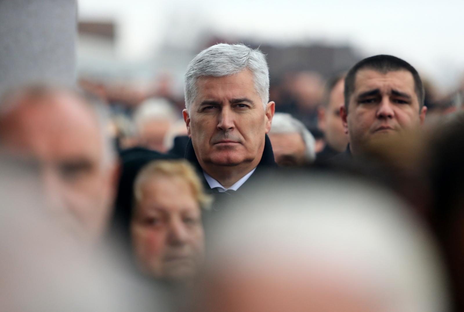 ČOVIĆ 'Hrvati BiH za federalizaciju i euroatlantske integracije'