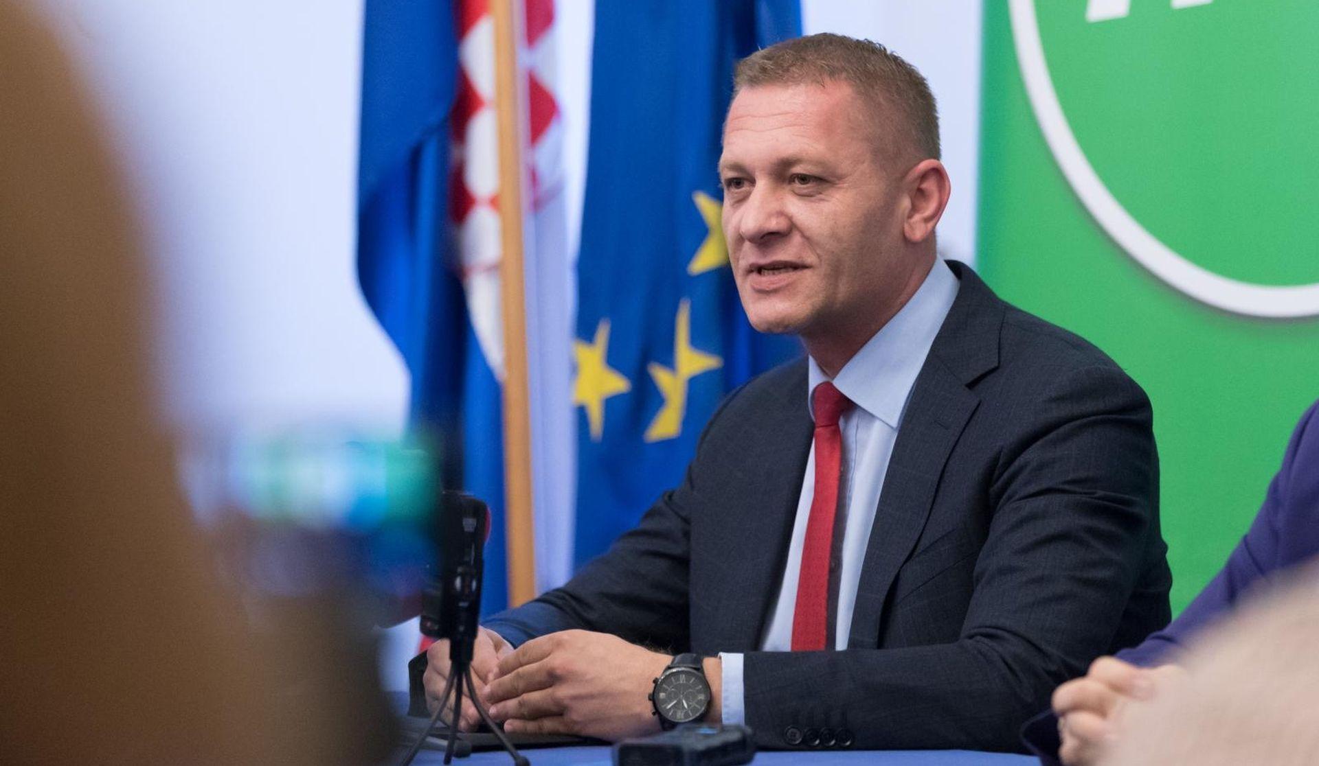 """BELJAK """"To nije klub Milana Bandića nego Andreja Plenkovića"""""""