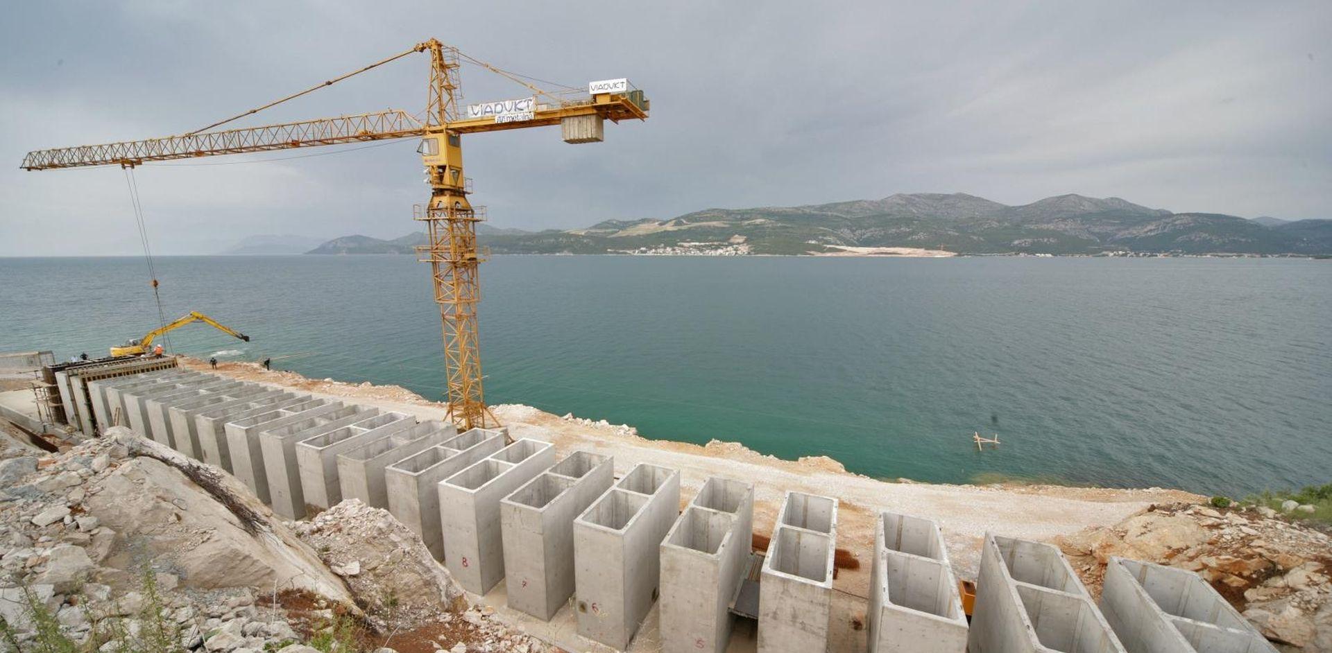 Tvorac najvećih hrvatskih mostova