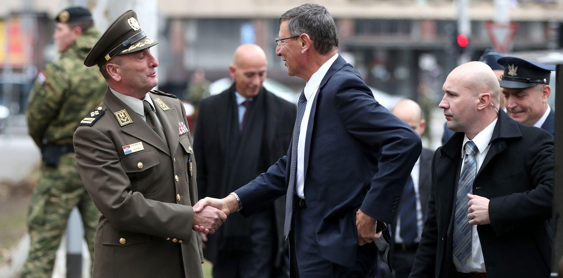 Izraelski i hrvatski dužnosnici razgovaraju o spornoj nabavi borbenih zrakoplova