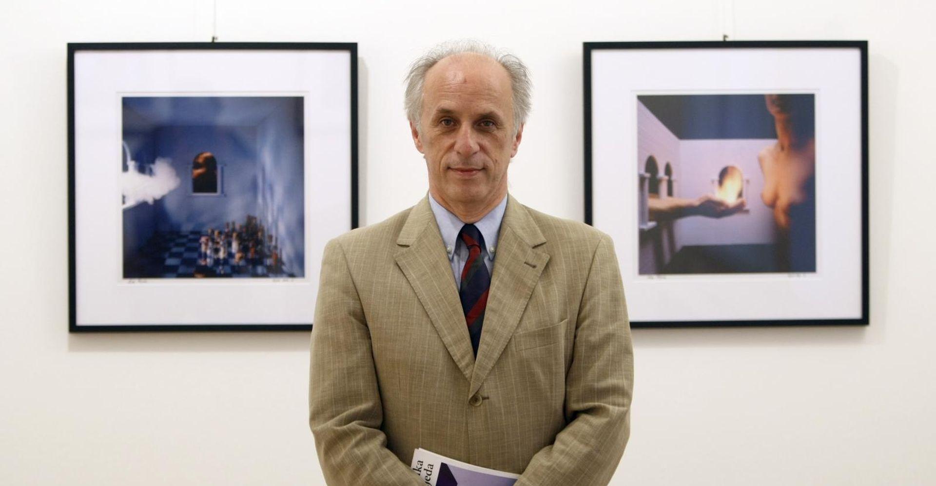 'Fotografski natječaj oformio sam zato da portret bude u fokusu'
