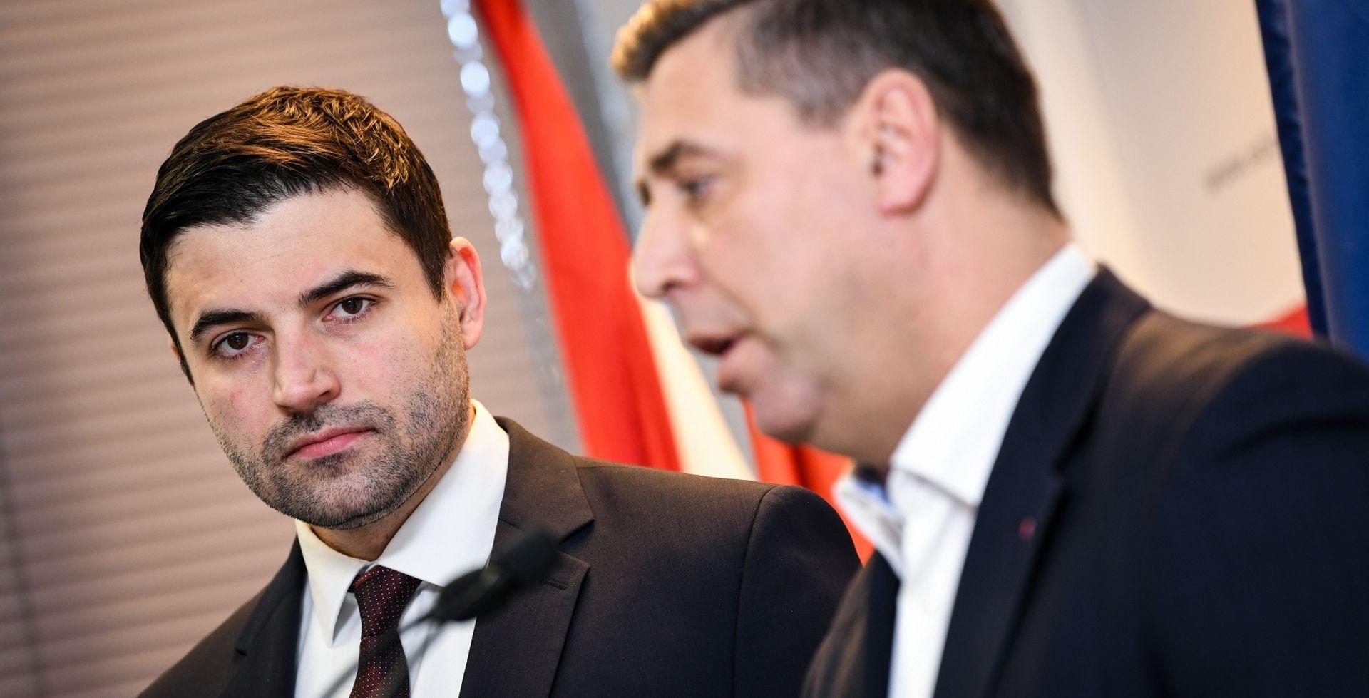 """BERNARDIĆ """"Državni vrh je ugrozio obrambenu sigurnost zemlje"""""""