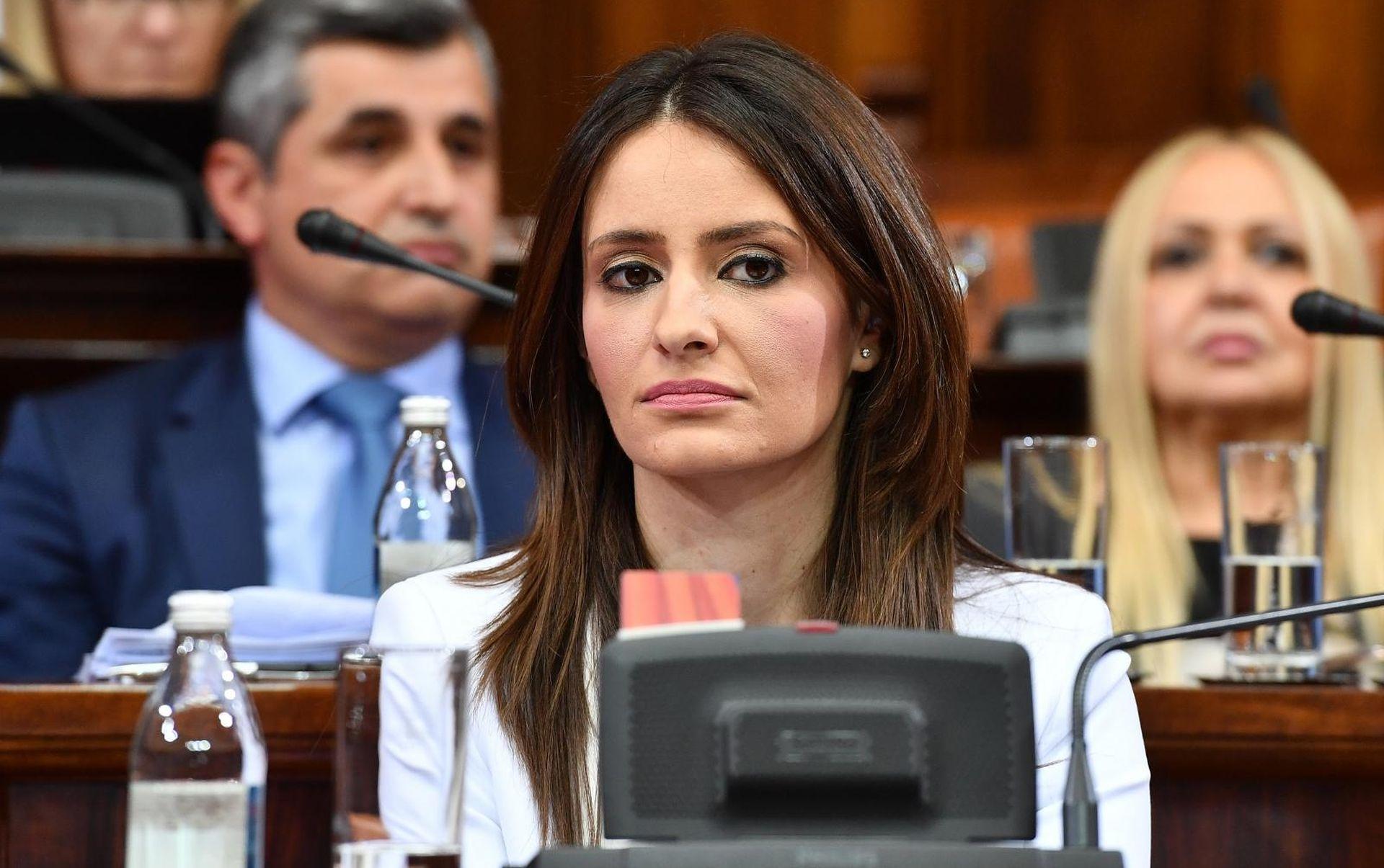 Ministrica traži zatvor u Srbiji za haaške optuženike