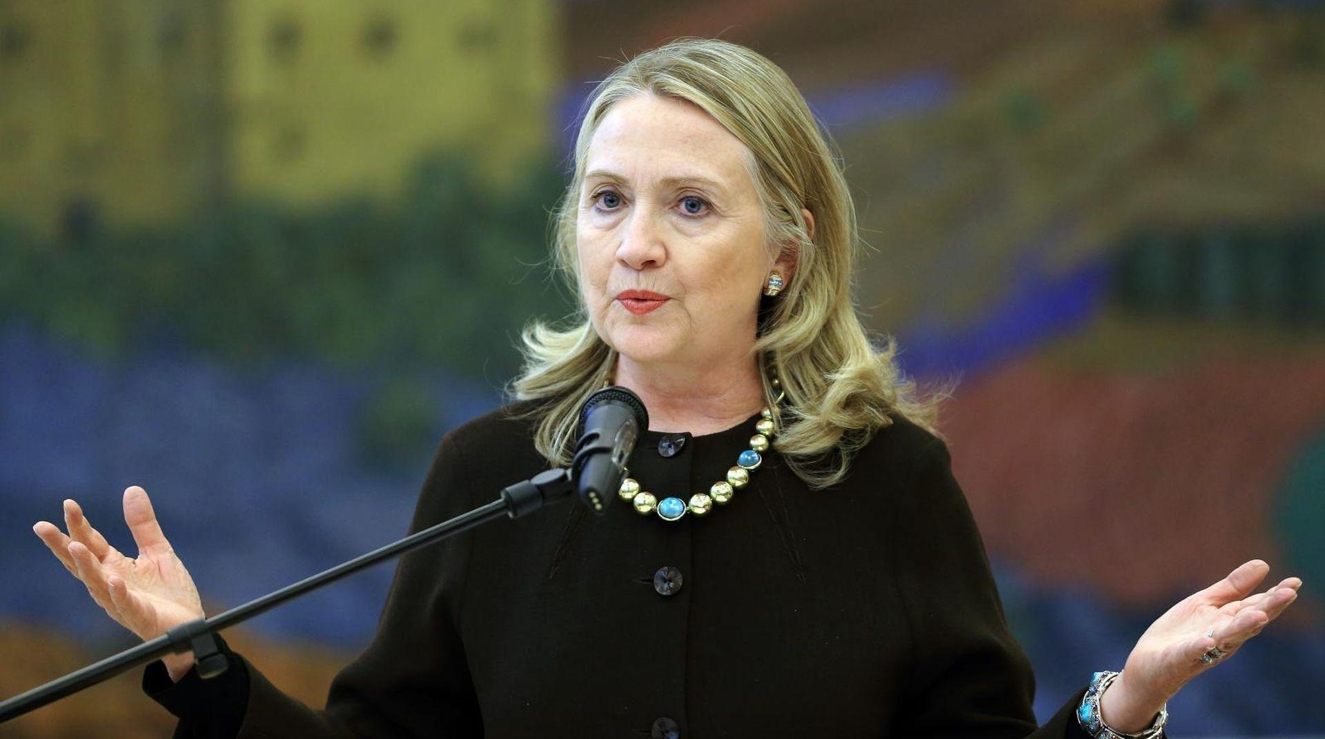 Hillary Clinton oduzela vizu Sanaderu