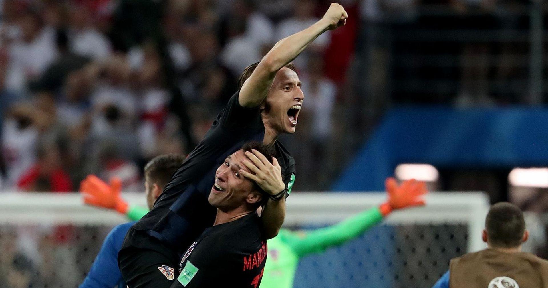 Uefa objavila najbolju momčad, a najviše glasova navijača dobio Modrić