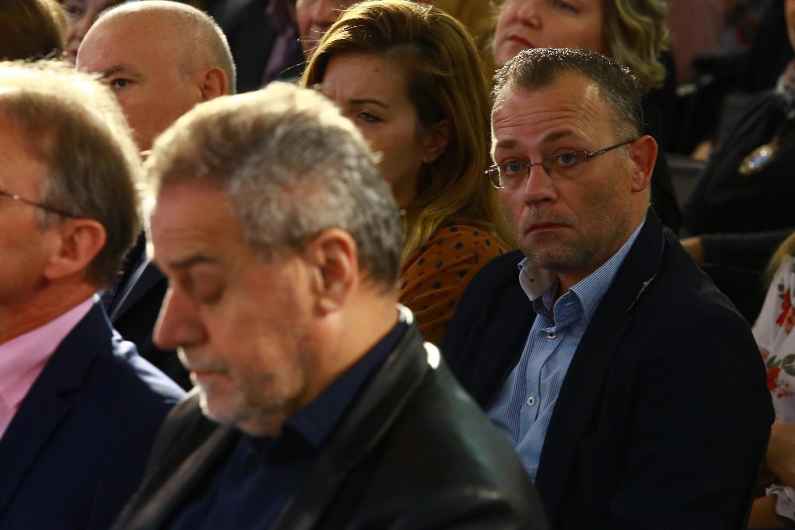 HASANBEGOVIĆ 'Bandić je rodonačelnik ove moralne kaljuže u Saboru'