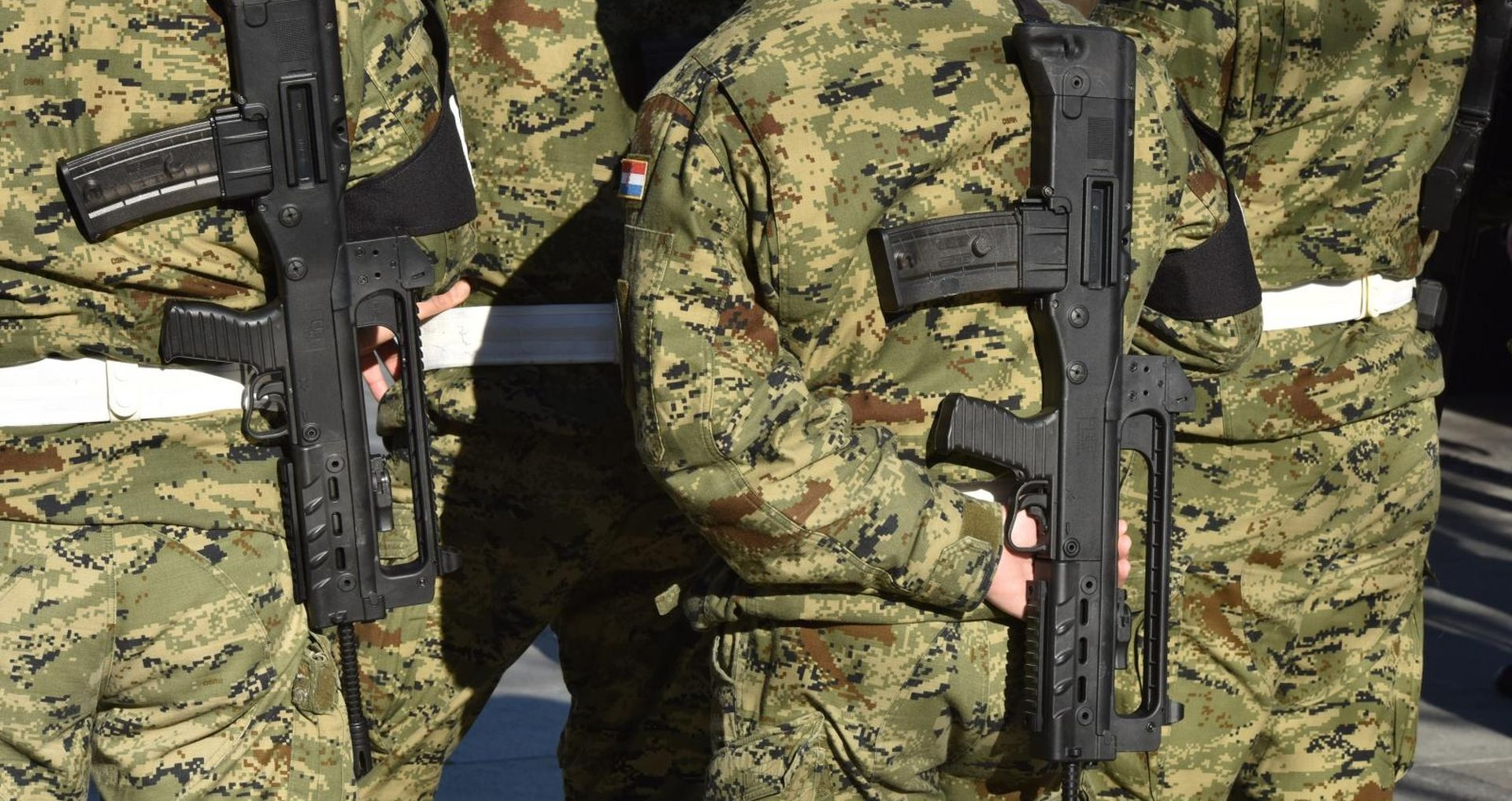 Vojska zapošljava 350 vojnika i mornara