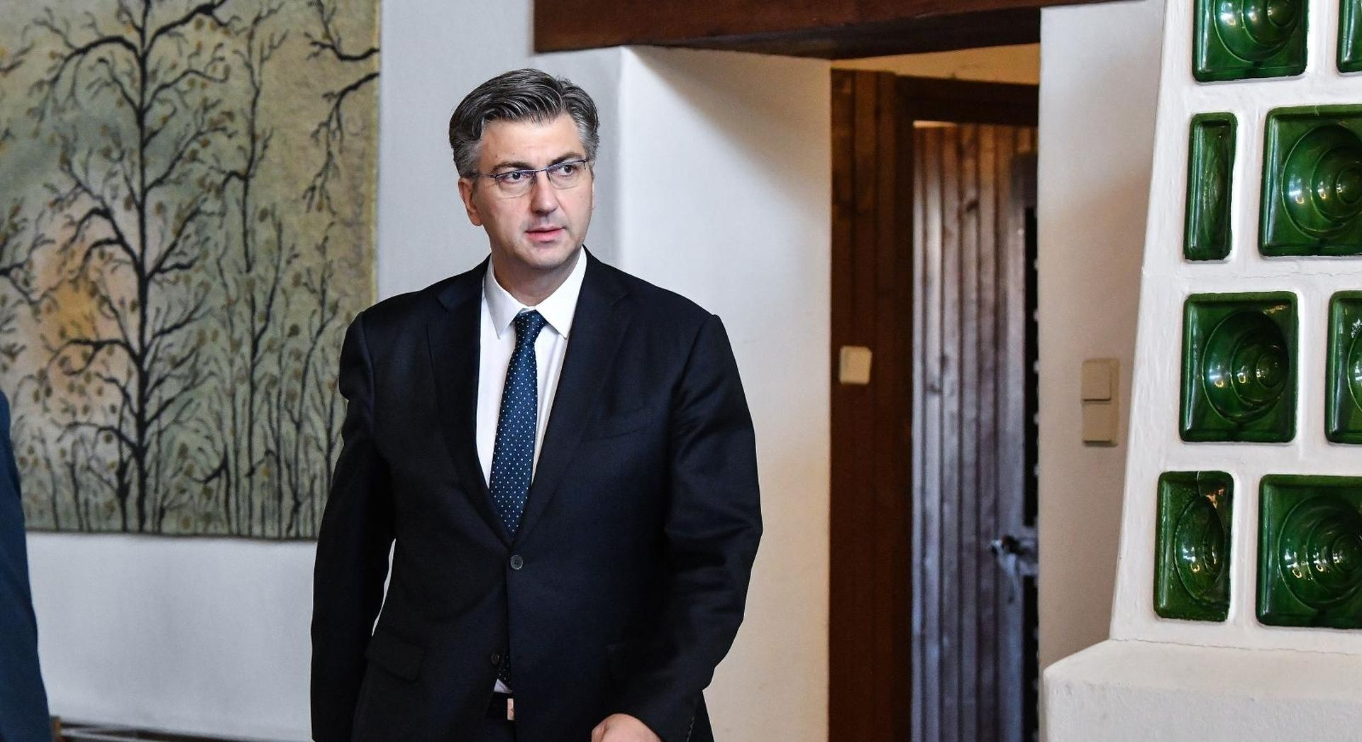 """PLENKOVIĆ """"Hrvatska prije svega želi mir i stabilnost u regiji"""""""