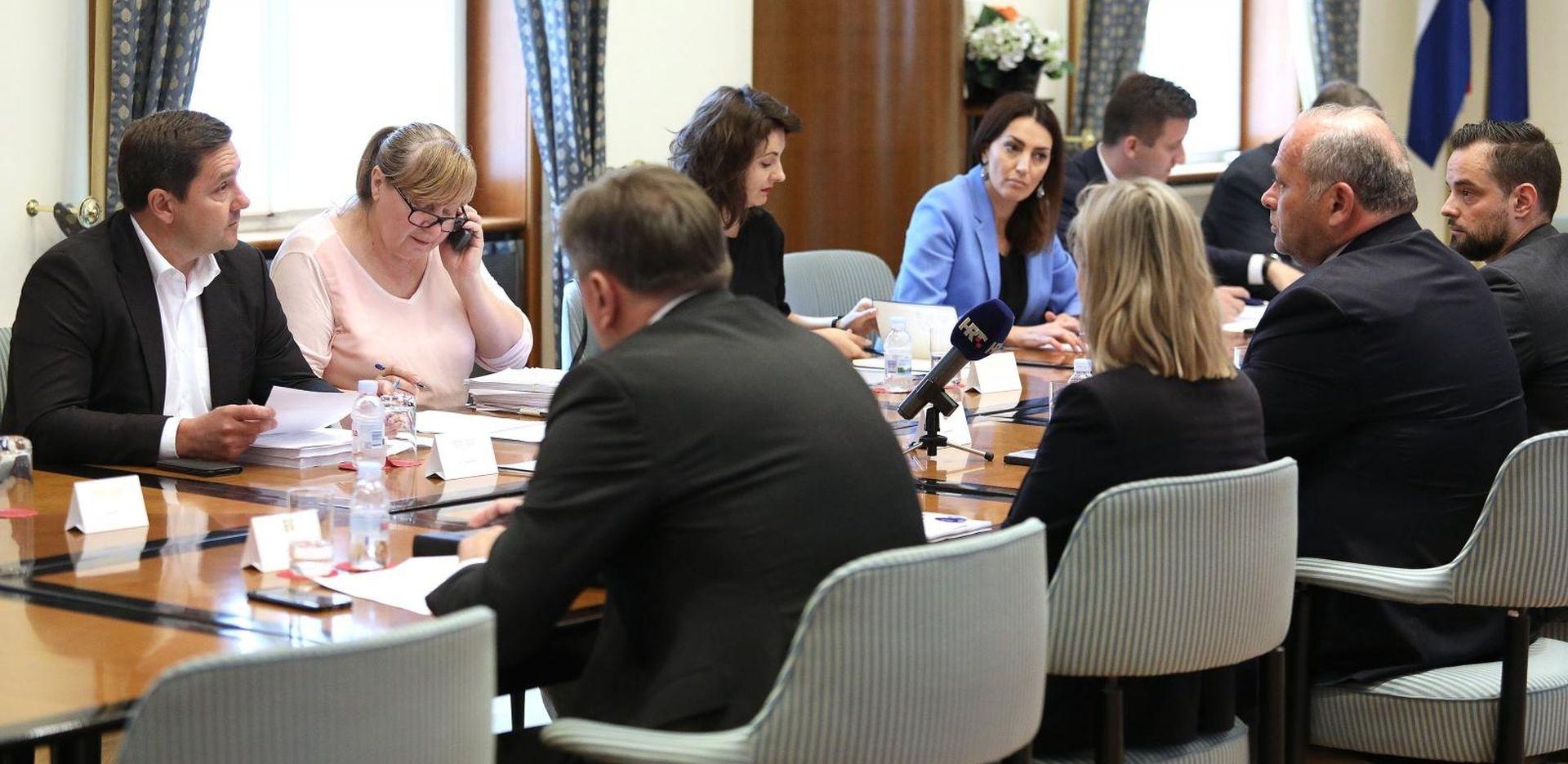 Saborski Odbor za medije u srijedu o HRT-ovim tužbama