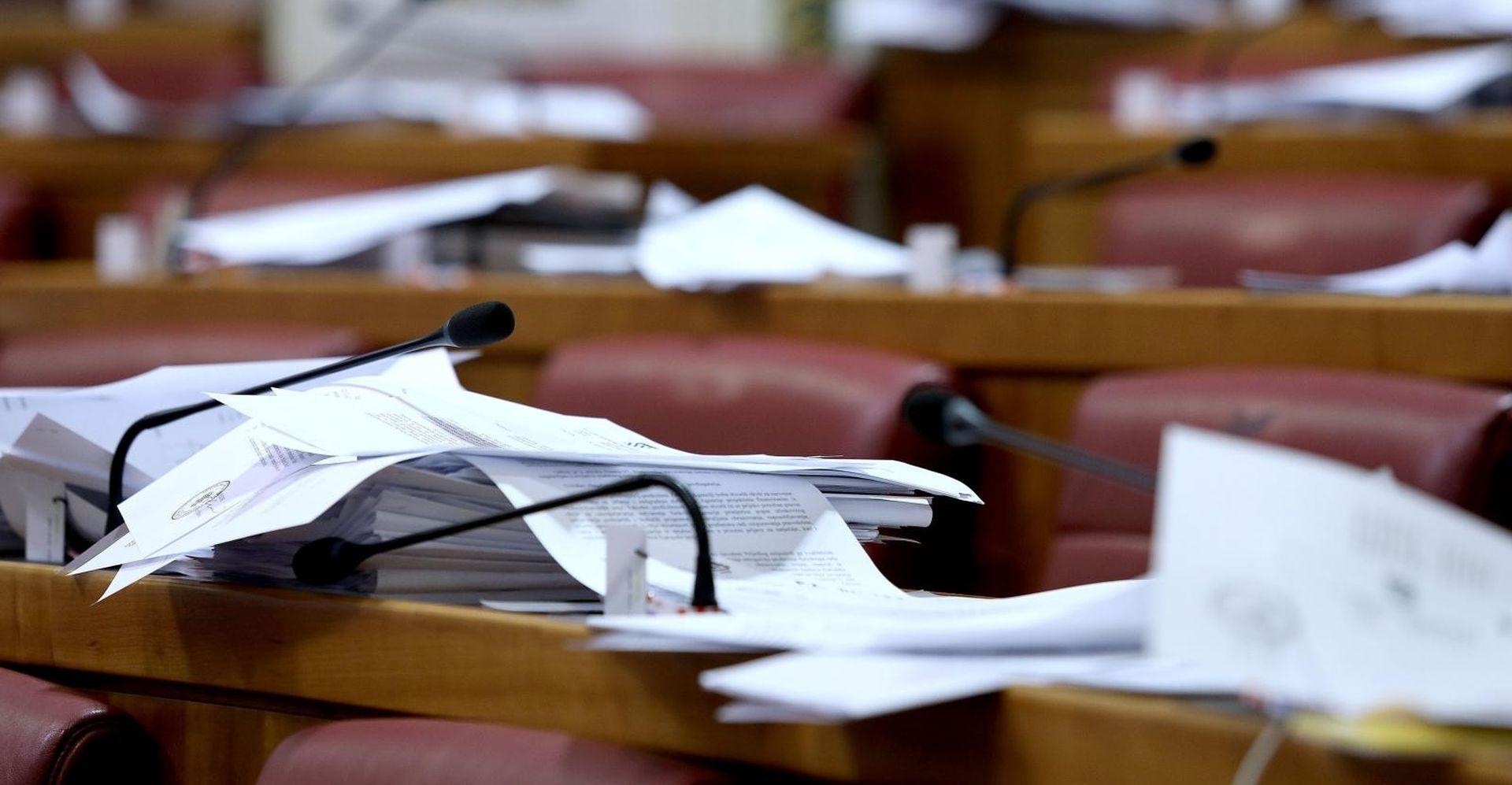 Sabor o Zakonu o podacima i informacijama u zdravstvu