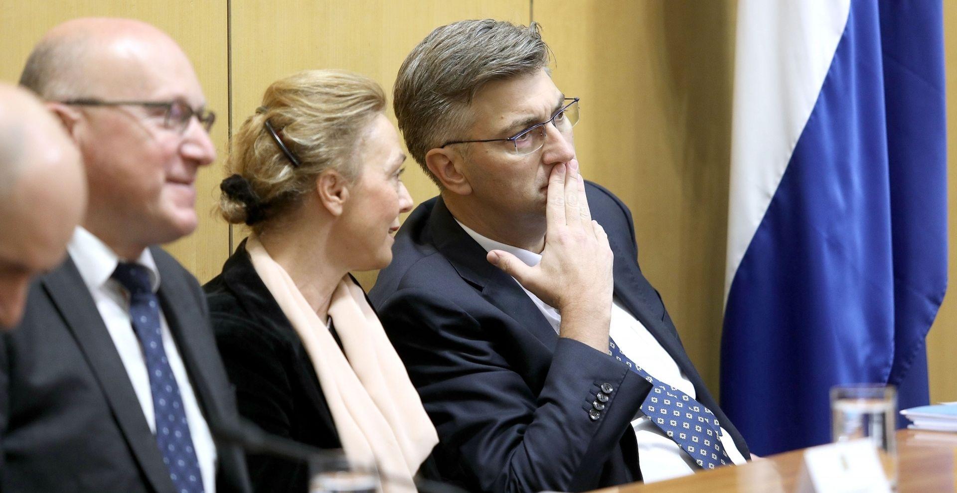 AKTUALNO PRIJEPODNE Plenković odgovara na pitanja, nova svađa s Marasom