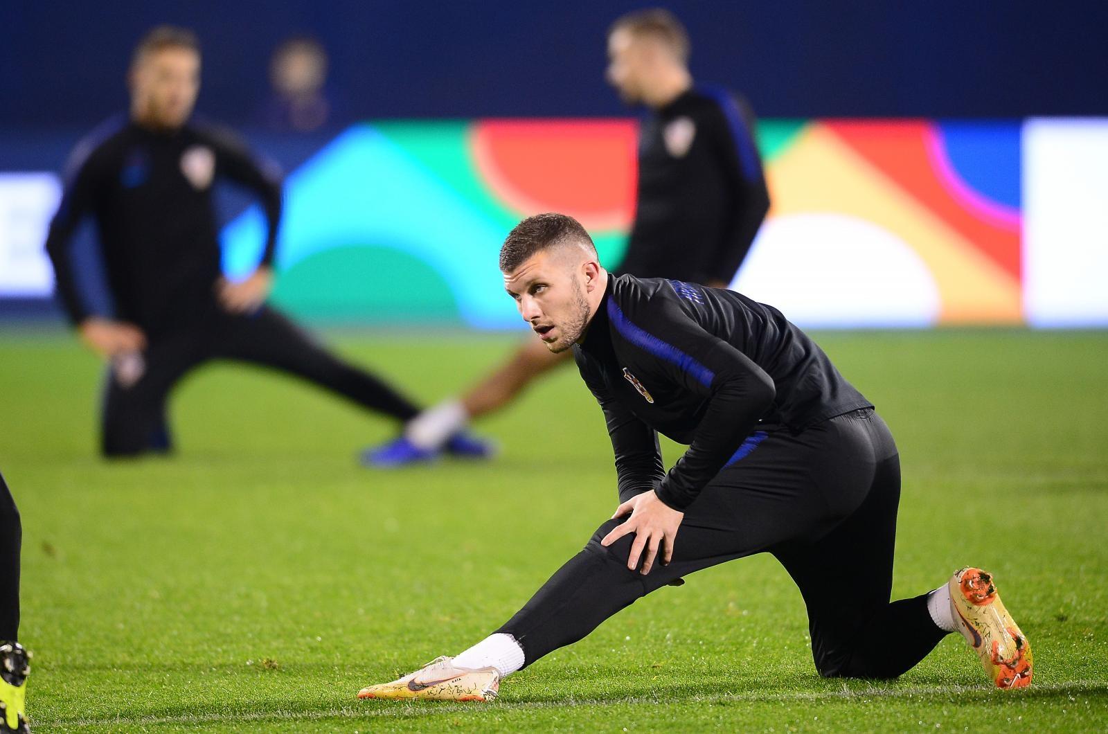 Gol Rebića u remiju Eintrachta