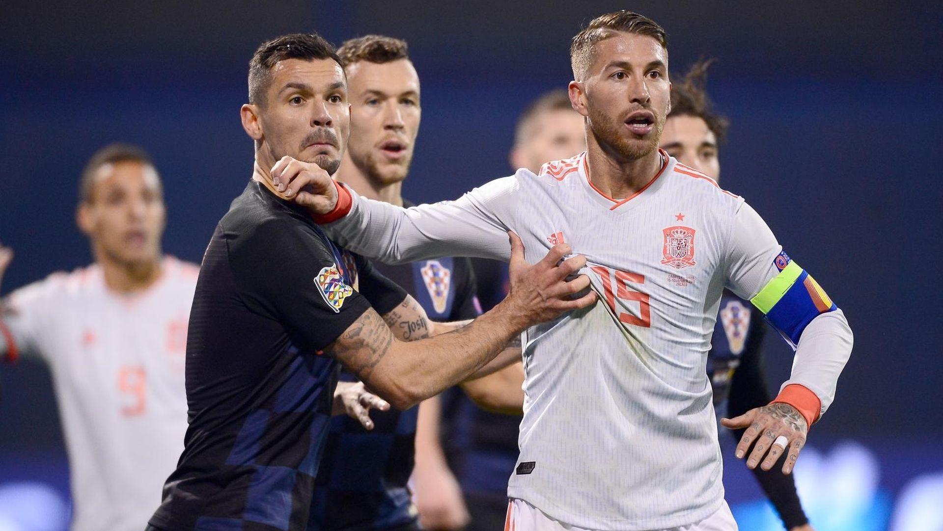 Lovrenu jedna utakmica suspenzije, HNS kažnjen s 13.000 eura