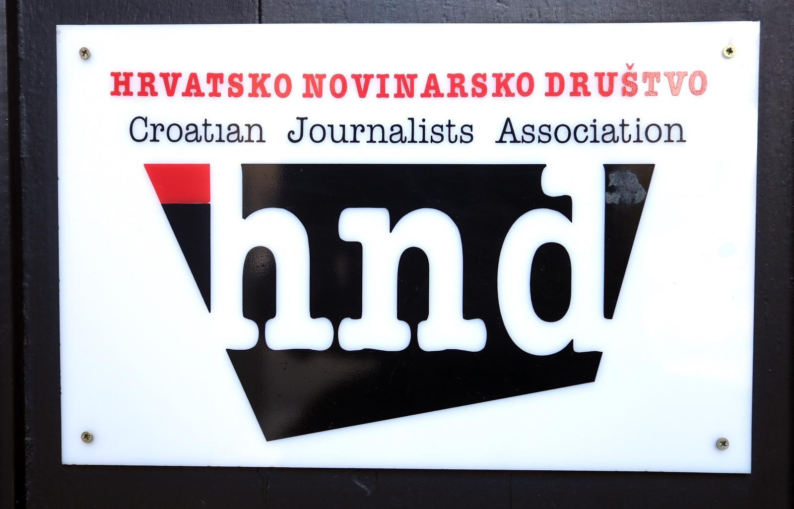 HND osudio napad Živog zida na novinarku Željku Godeč