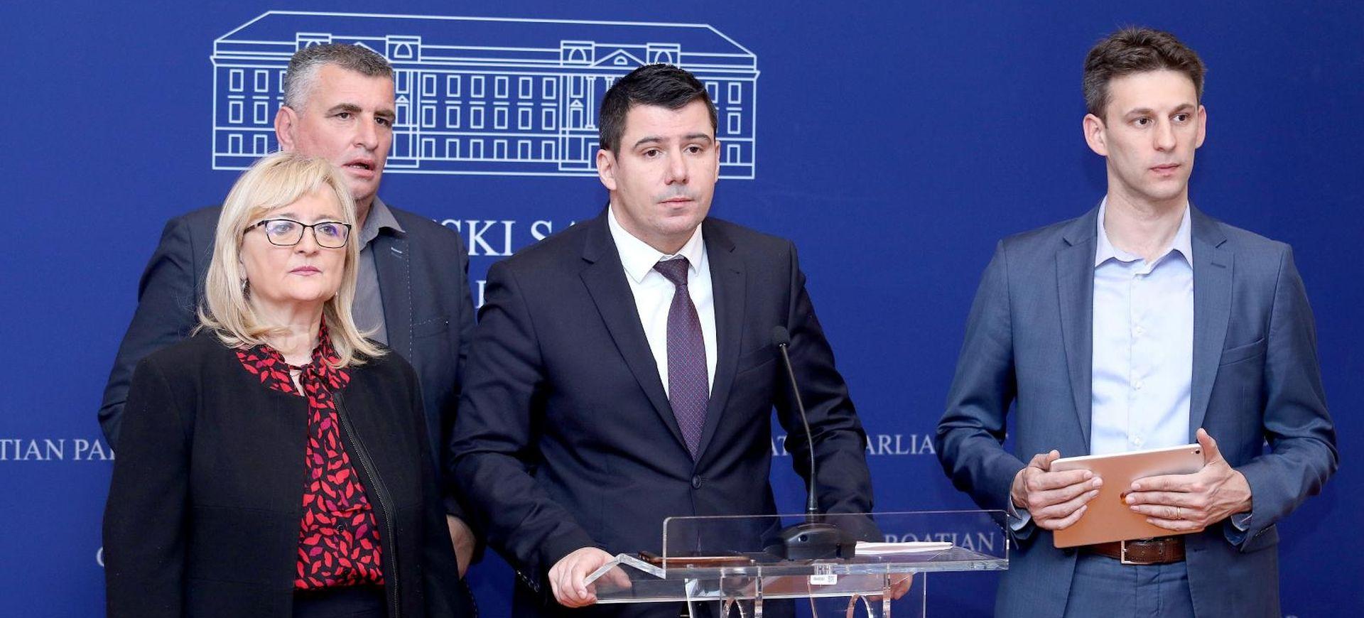 Most opet optužio Pejčinović Burić da krši odluku Vlade
