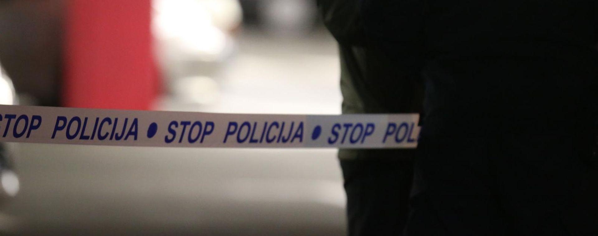 PRVO PUCAO U ZRAK Oružana pljačka mjenjačnice na Borongaju