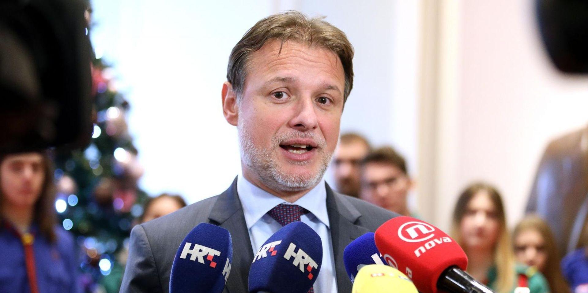 Jandroković čestitao Božić vjernicima koji slave po julijanskom kalendaru