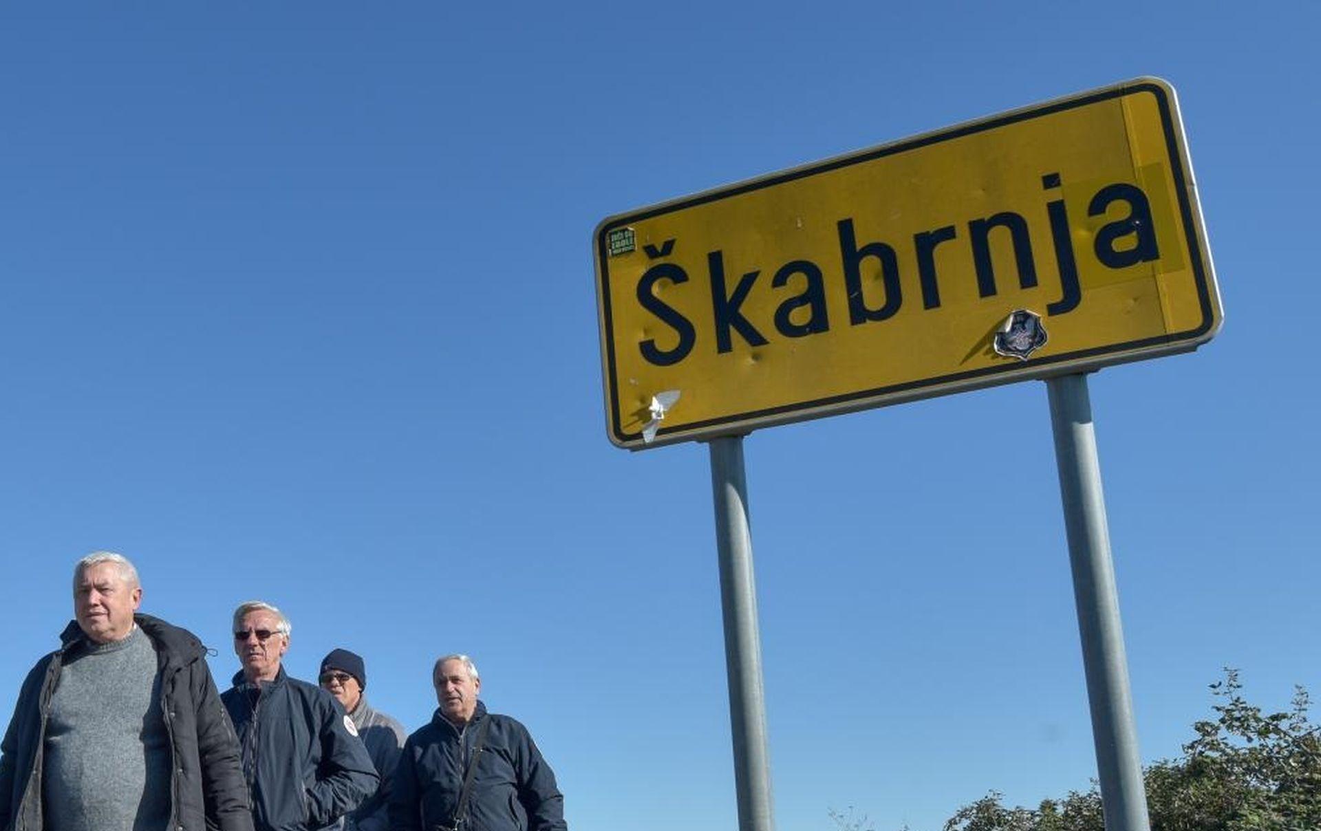 Policija osumnjičila 59-godišnjaka za ubojstva branitelja i civila u Škabrnji