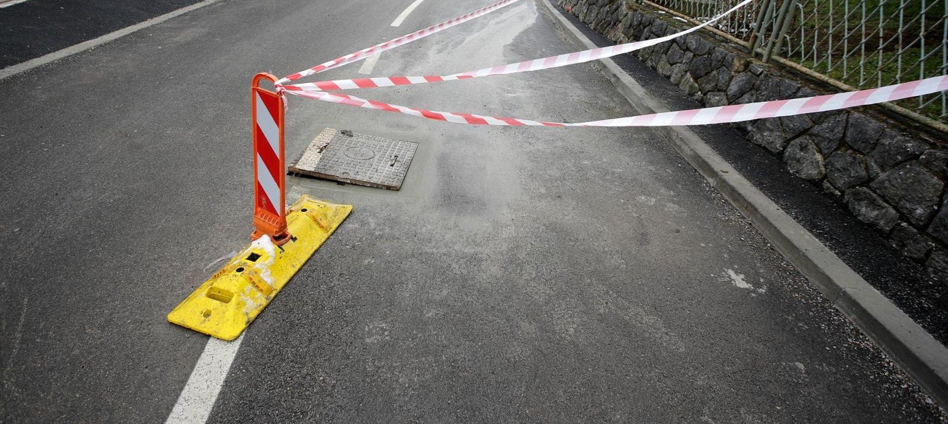 Žena u Zagrebu propala u šaht, teško je ozlijeđena