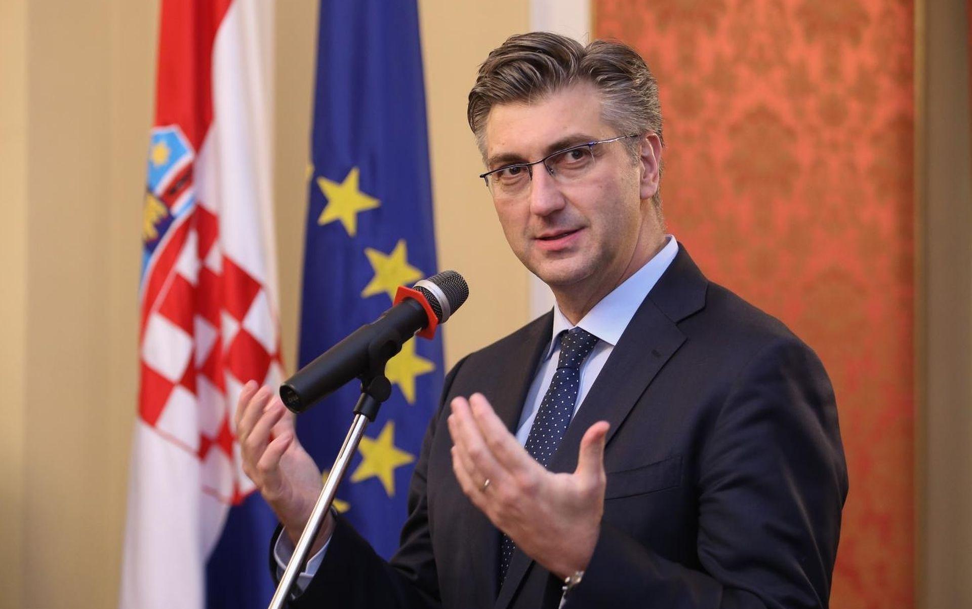 Plenković u posjetu Dubrovačko-neretvanskoj županiji