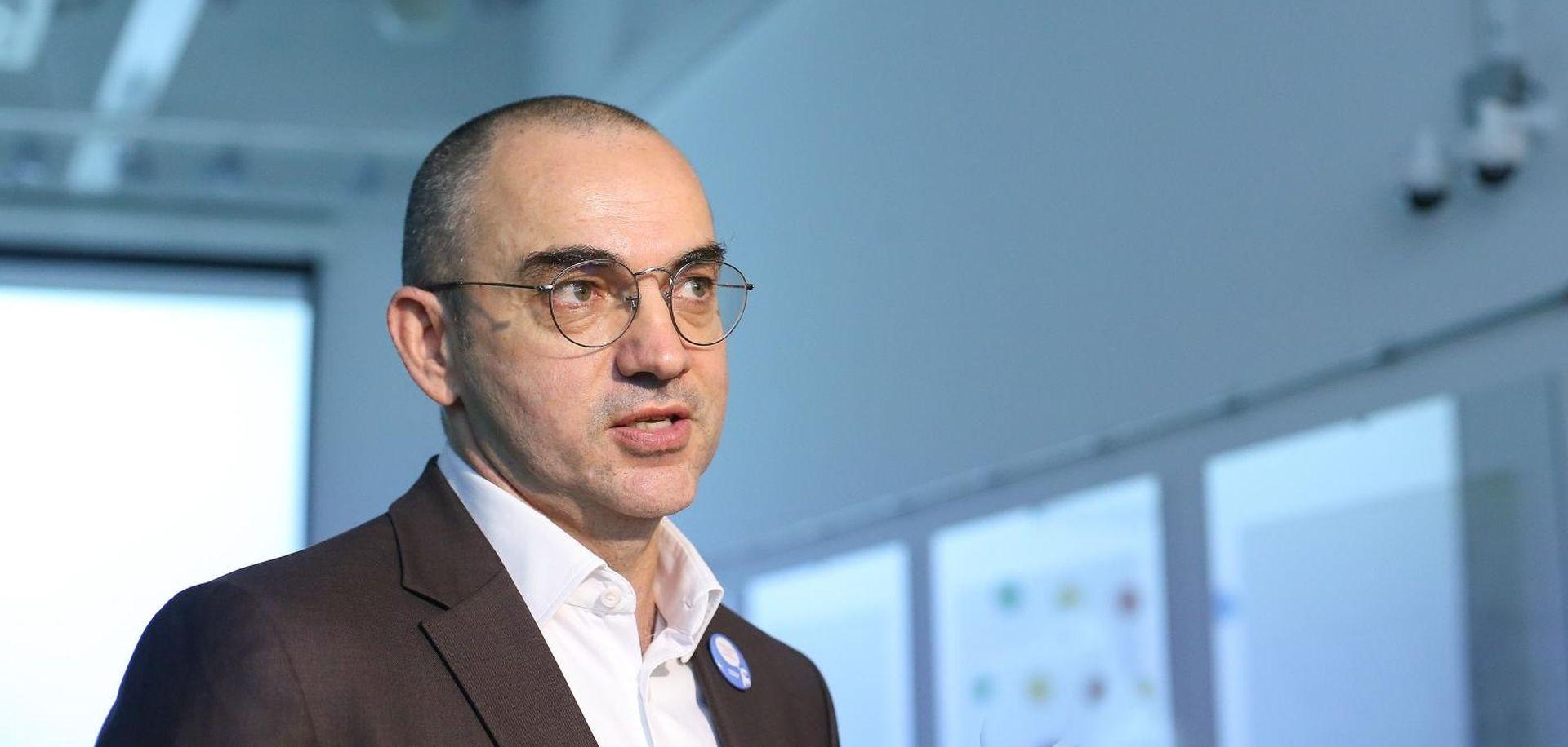 Nenad Bakić privremeni predsjednik Uprave Varteksa