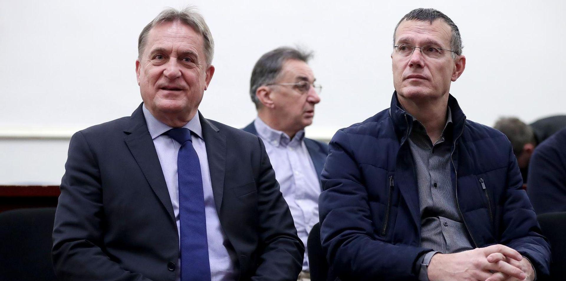 Kalmeta u svojoj obrani odbacio Uskokove optužbe za korupciju
