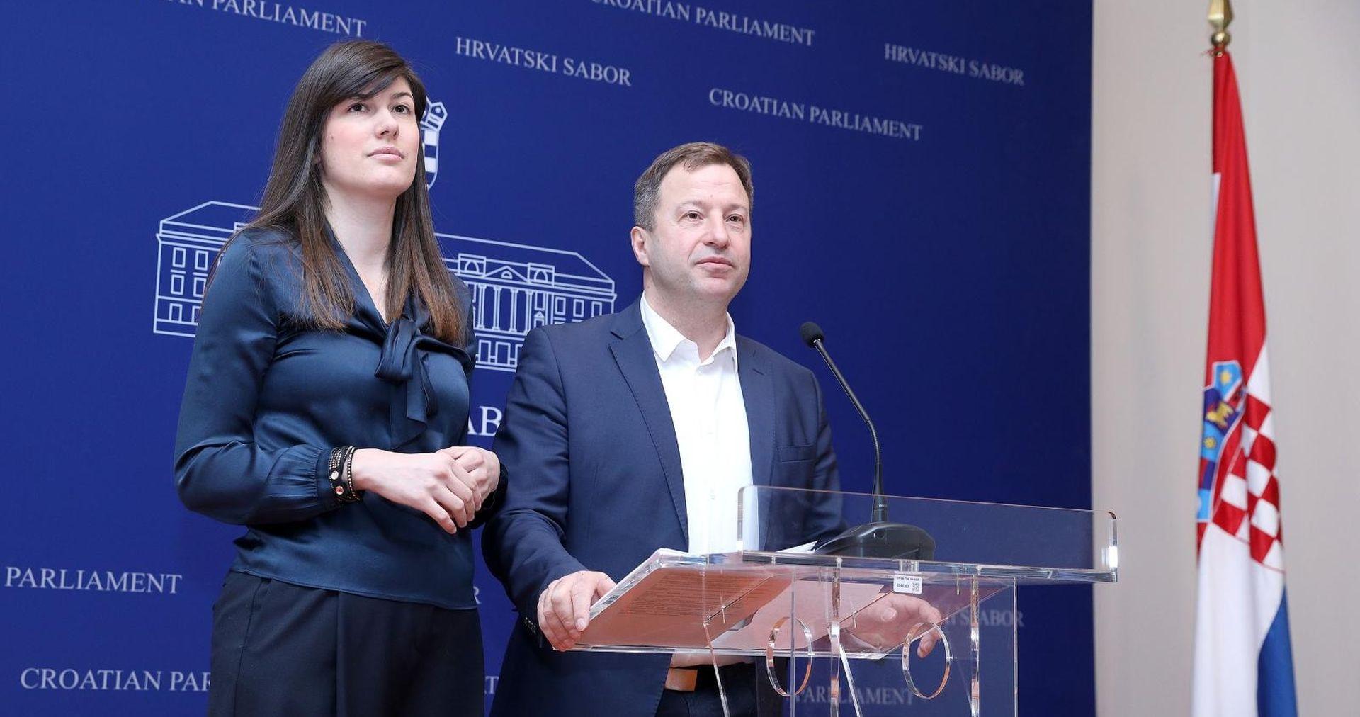 "MOST ""Nema više Projekta Slavonija"""