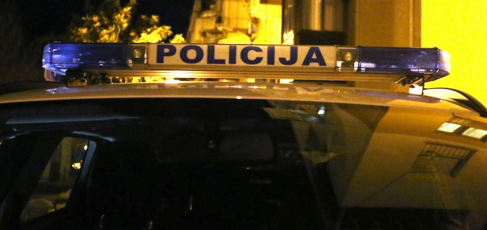 U Splitu izgorjela tri motocikla