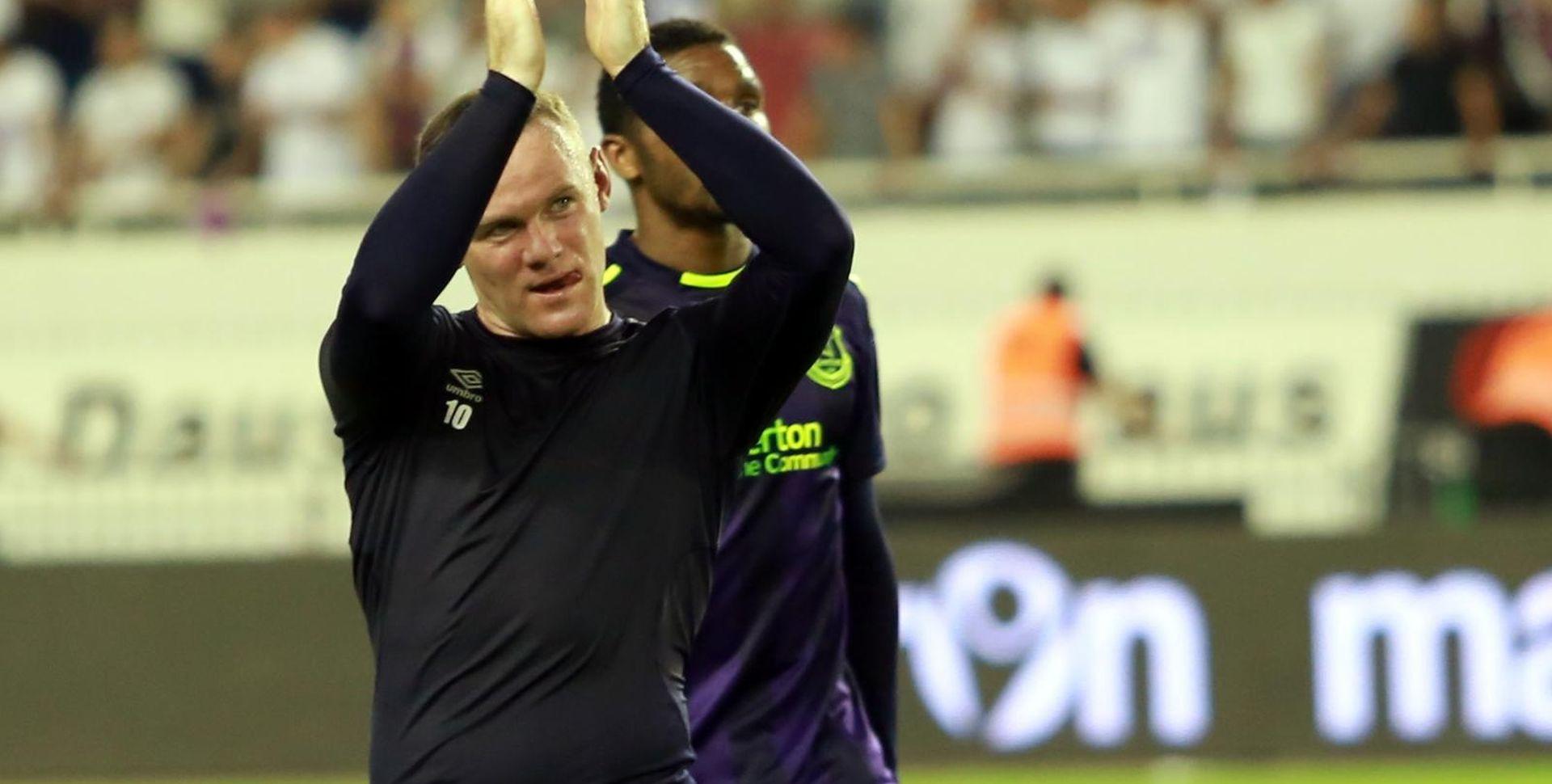 Rooney prošlog mjeseca uhićen zbog alkoholiziranosti