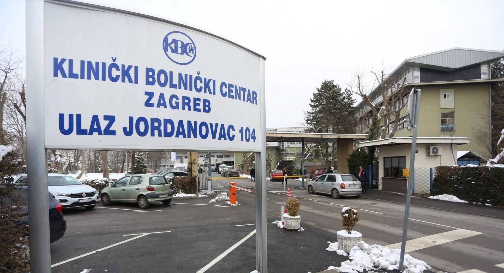 """SINDIKAT KBC-A ZAGREB """"Zašto KZ ne uključuje sve radnike u zdravstvu?"""""""