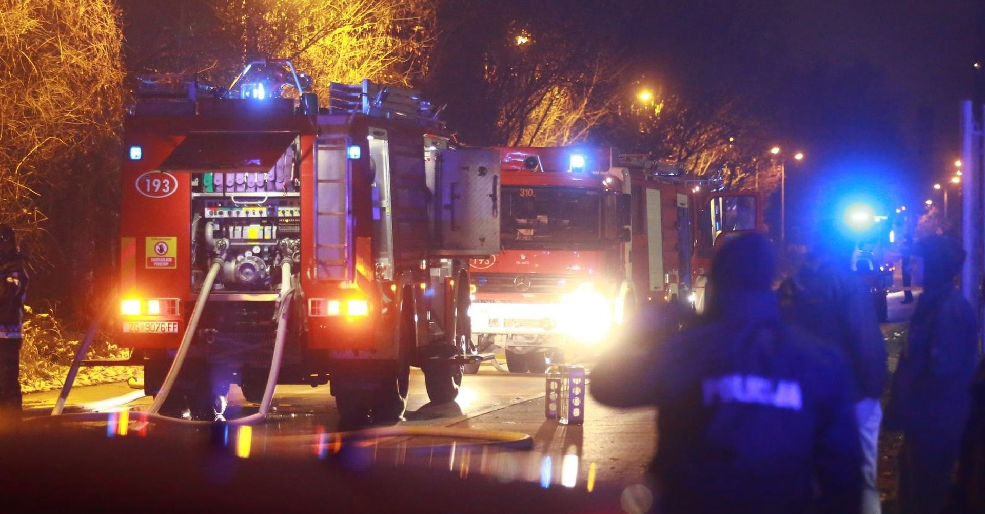U požaru stana na Volovčici smrtno stradala jedna osoba