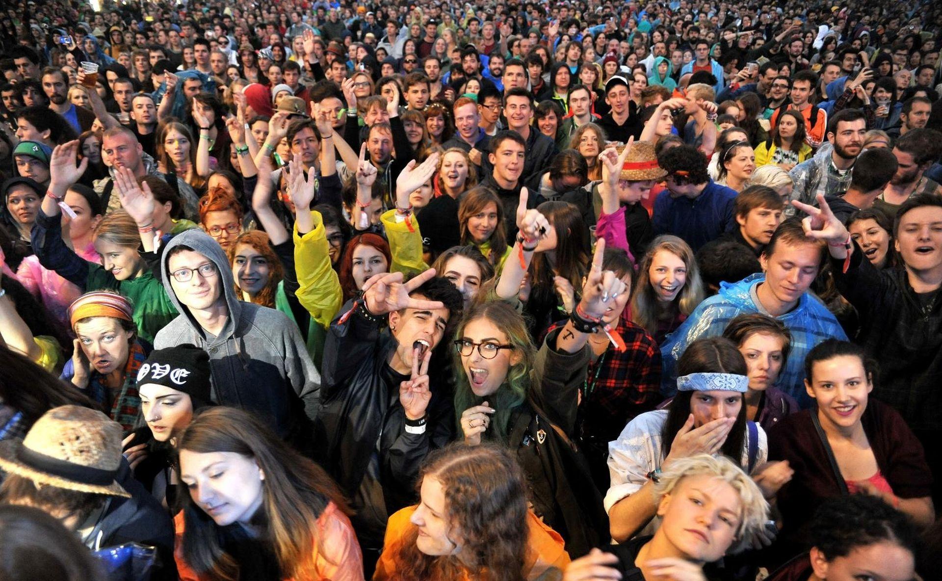 Prvi hrvatski nastup američke grupe Garbage na INmusic festivalu