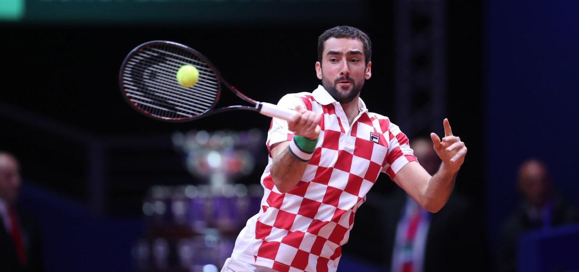 ATP I WTA Čilić ostao sedmi, Vekić 29. tenisačica svijeta