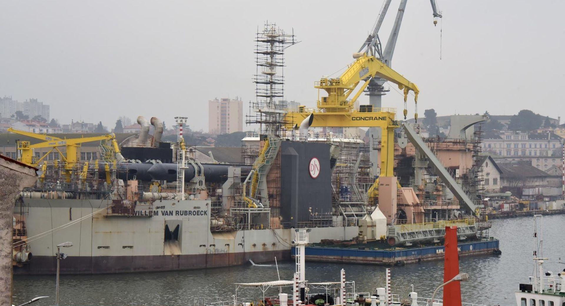 Sud o stečaju Uljanik Brodogradilišta odlučuje 29. ožujka