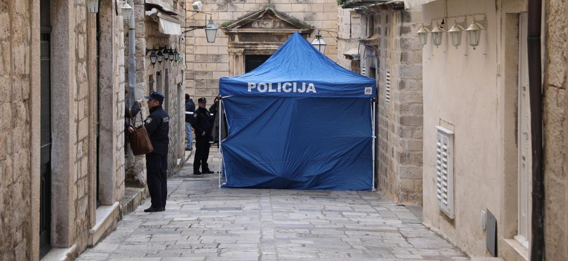 UBOJSTVO U DUBROVNIKU Policija objavila prve podatke o žrtvama