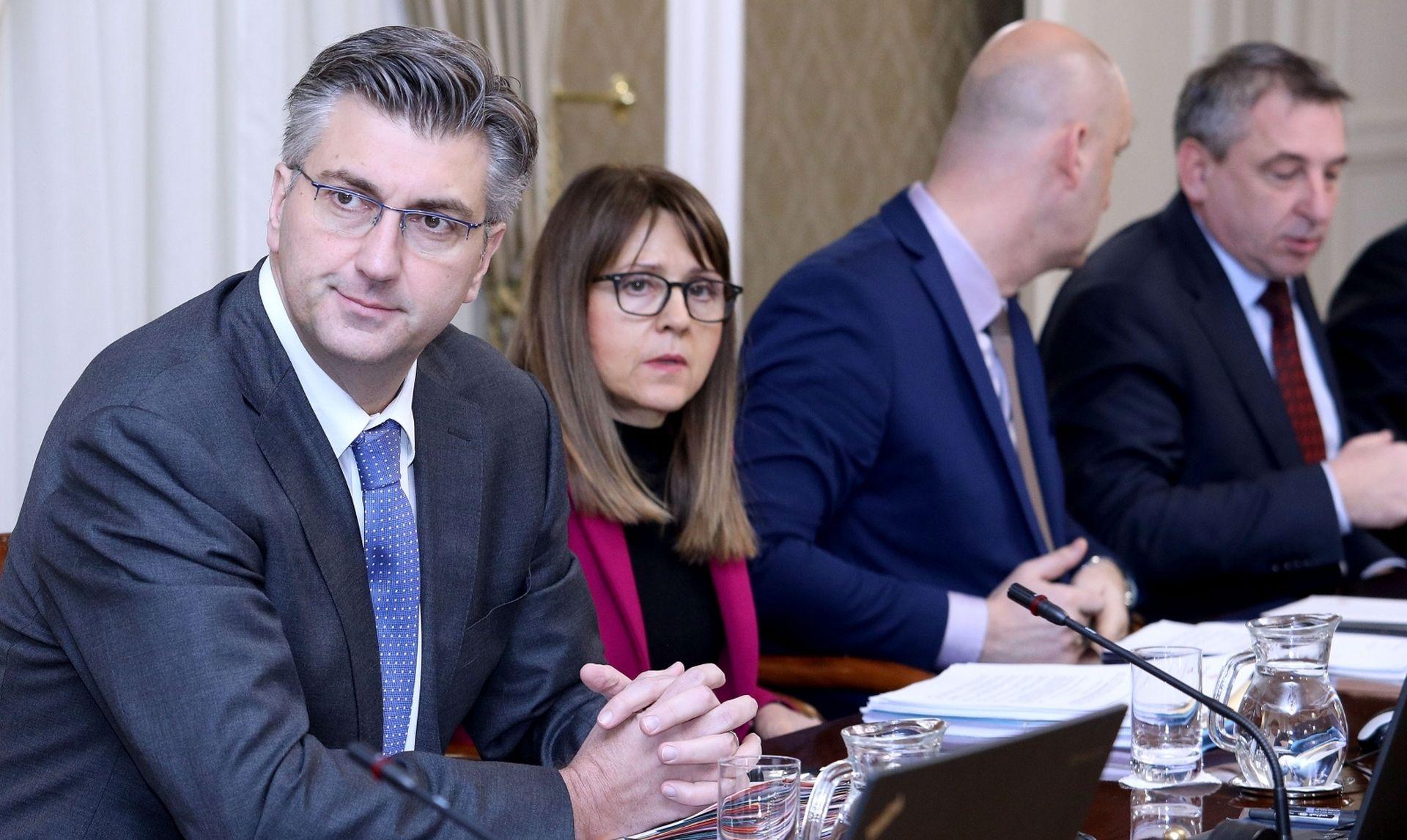 VLADA U Sabor poslan konačni prijedlog zakona o državnoj reviziji