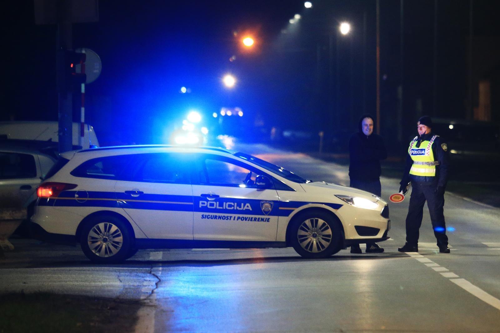 KARLOVAC  Dvojica muškaraca uhićena u policijskoj potjeri