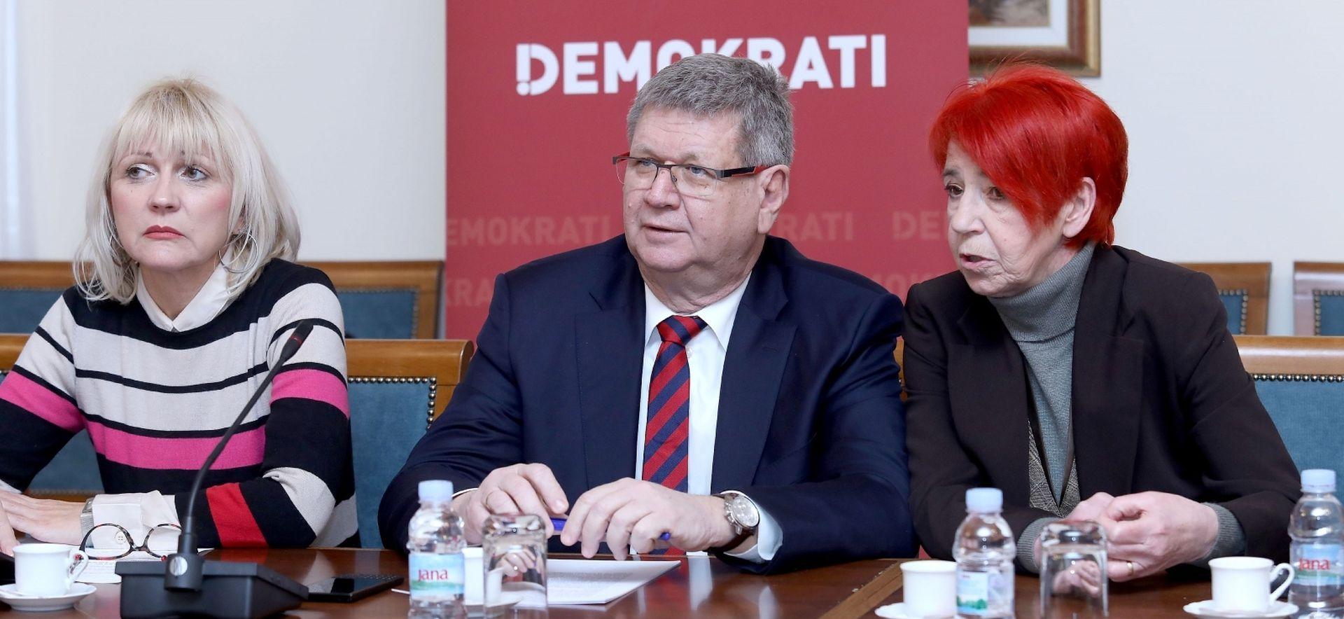 Demokrati Miranda Mrsića uskoro u Amsterdamskoj koaliciji