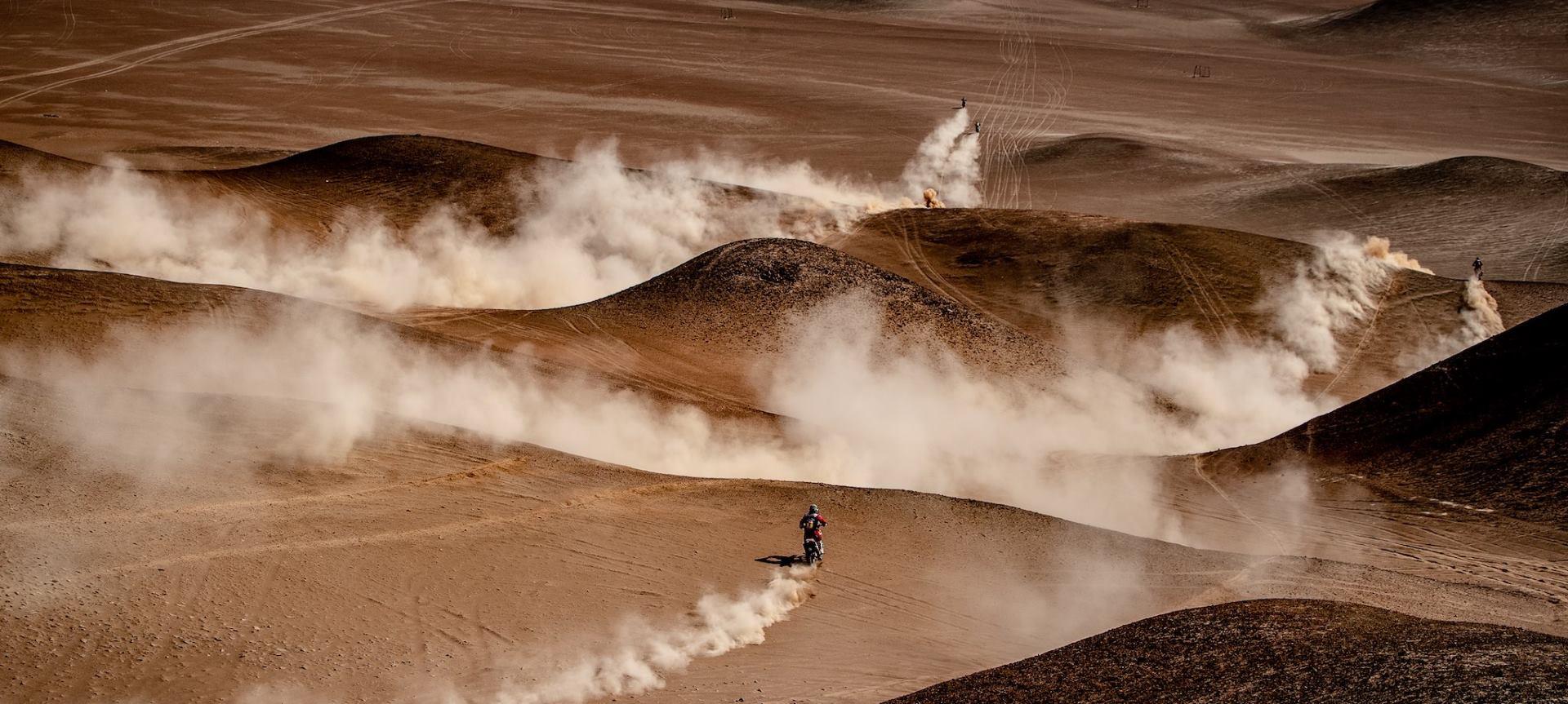 VIDEO: Honda vozači dobro nastupili na Dakar Rallyu 2019