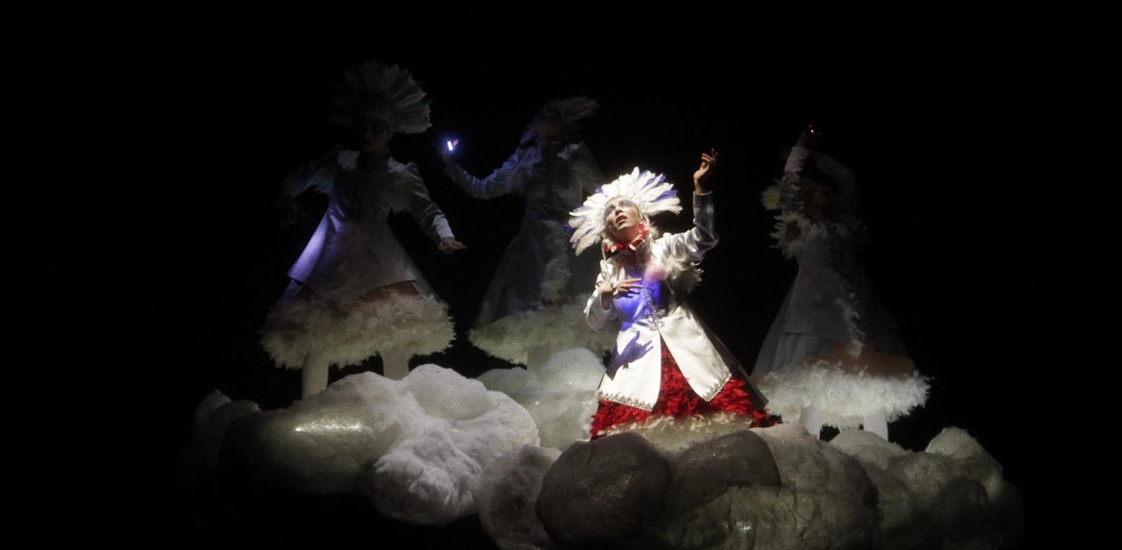 FOTO: Predstava 'Regoč' premijerno na pozornici HKD-a Sušak