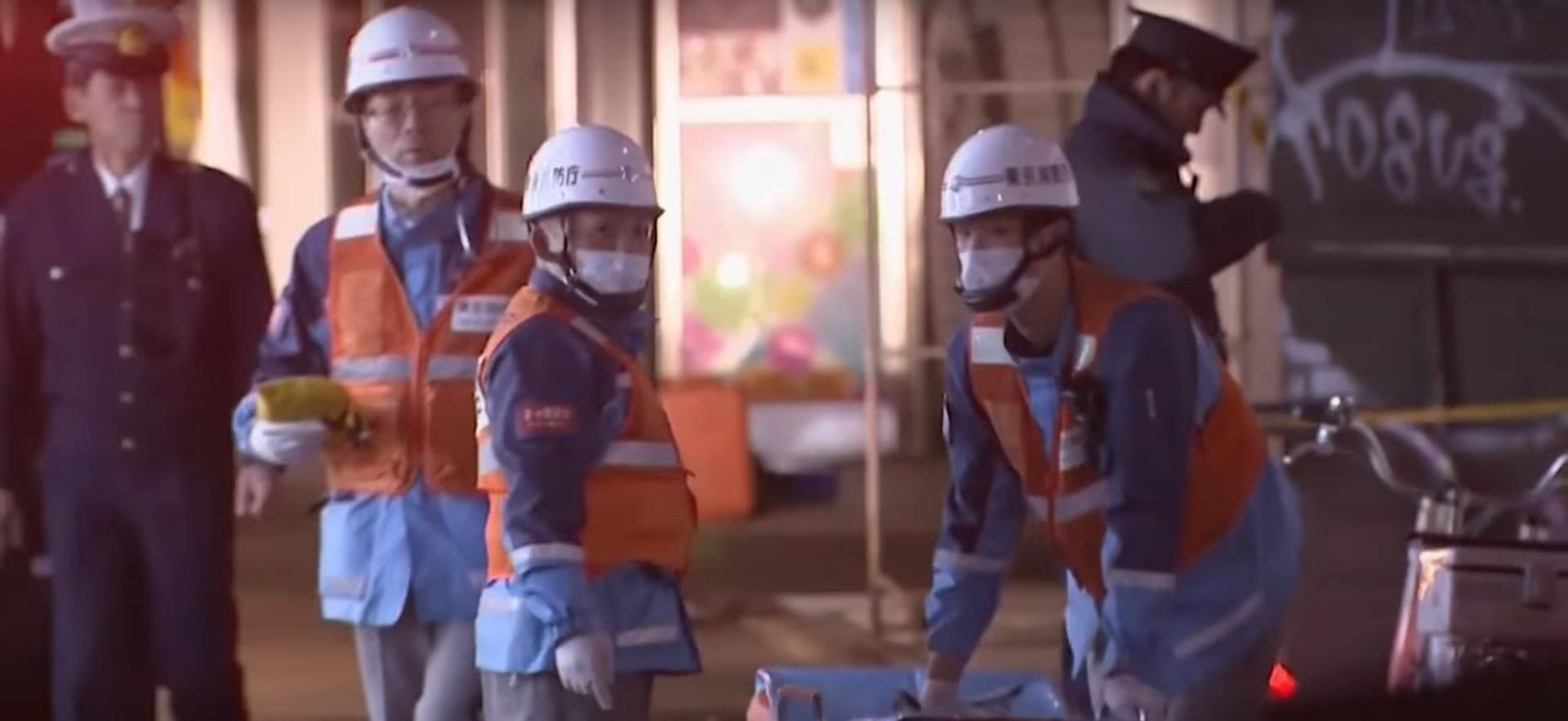 TOKIO Pokosio pješake na dočeku nove godine, najmanje devet ozlijeđenih